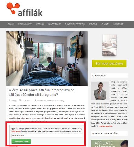 affilak clanek 7 ukázek formulářů a zajímavých pop up oken