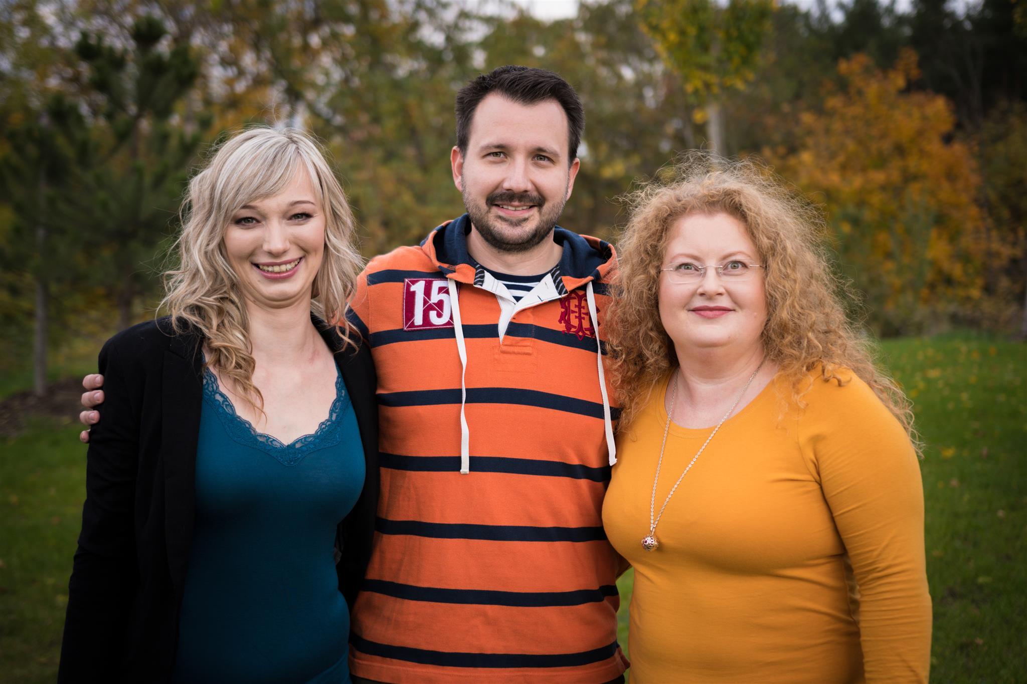 Naši milí podporáci Lenka, Jirka a Markéta moc rádi odpoví na vaše dotazy a pomohou vám s jakýmkoli problémem.