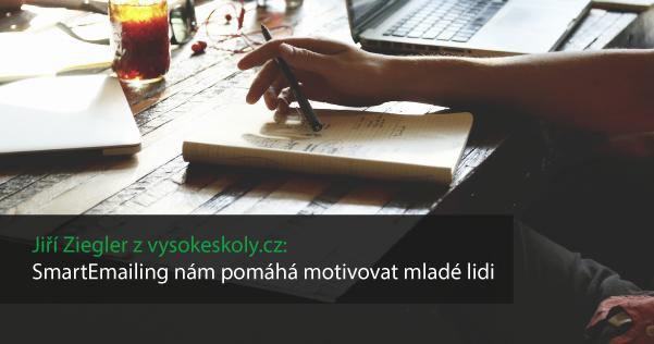 Jak e-mail marketing pomáhá webu vysokeskoly.cz?